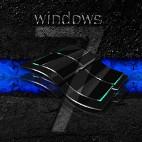 Windows 7 Black Theme for GO Launcher