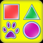 Formas de aprendizaje - 3 en 1 juegos para niños con formas y colores