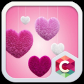 Fluffy Heart Theme For C Launcher