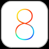 iOS8 tema