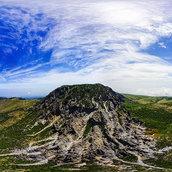 Celebrated mountain in Korea (Halla Mountain 2)