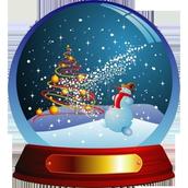 Christmas Snow Ball