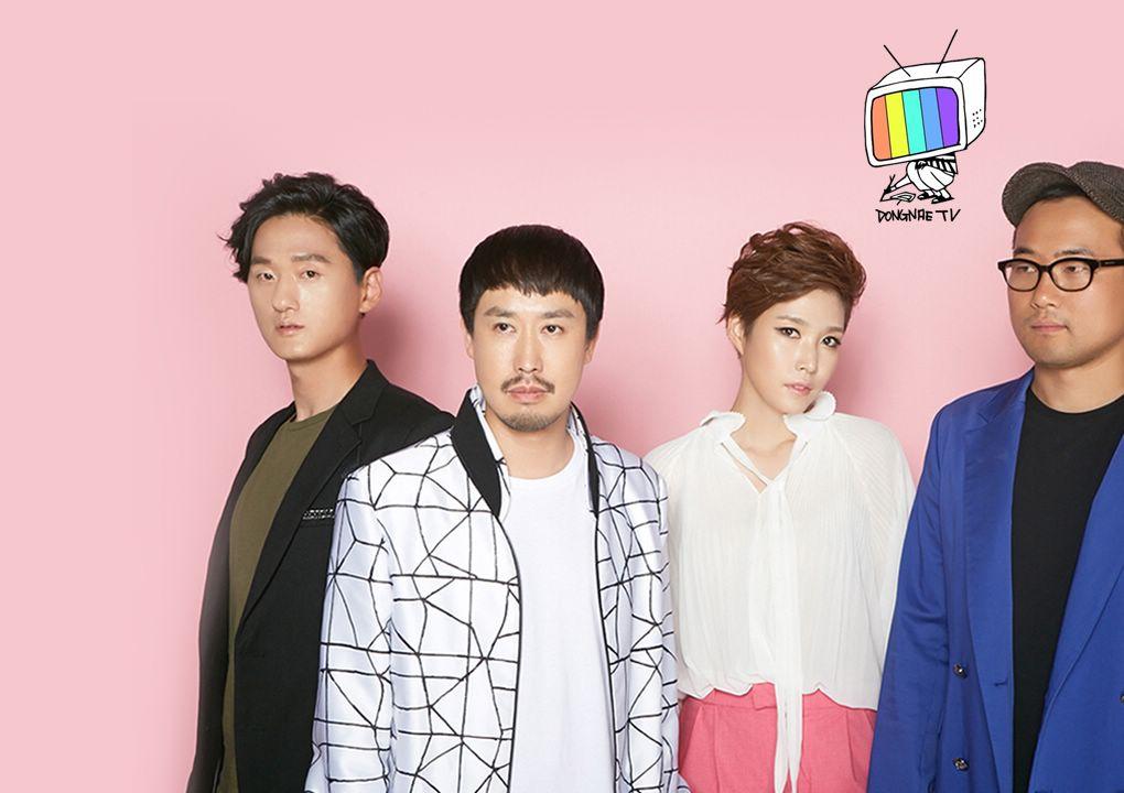 [La banda conocida de Korea ¨Synthpop¨]